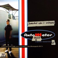 Purchase Dan The Automator - A Much Better Tomorrow