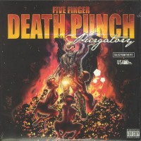 Purchase Five Finger Death Punch - Purgatory: Tales From The Pit