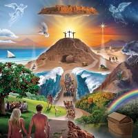 Purchase Peter Gee - The Bible