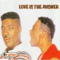 Purchase Sir Prize - Love Is The Answer (MCD)