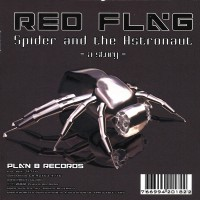 Purchase Red Flag - Spider And The Astronaut