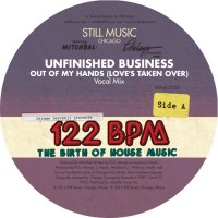Purchase Unfinished Business & Omni - Out Of My Hands (Love's Taken Over) (MCD)