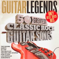 Purchase VA - 50 Greatest Classic Rock Guitar Songs