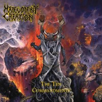 Purchase Malevolent Creation - The Ten Commandments (Deluxe Edition)