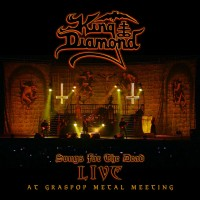 Purchase King Diamond - Songs For The Dead: Live At Graspop Metal Meeting