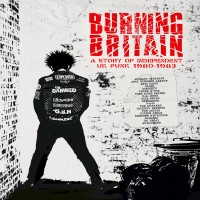 Purchase VA - Burning Britain: A Story Of Independent Uk Punk 1980-1983 CD3