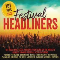 Purchase VA - 101 Hits - Festival - The Headliners CD4