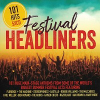 Purchase VA - 101 Hits - Festival - The Headliners CD5