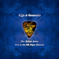 Purchase Cosmosis - The Alien Jams (With Ajja)
