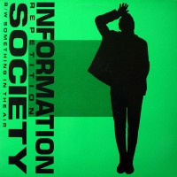 Purchase Information Society - Repetition (EP) (Vinyl)