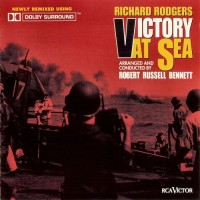 Purchase Richard Rodgers - Victory At Sea And More Victory At Sea CD1