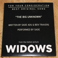 Purchase Sade - The Big Unknown (CDS)