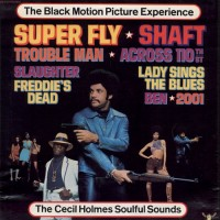 Purchase Cecil Holmes Soulful Sounds - The Black Motion Picture Experience (Vinyl)