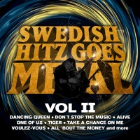 Purchase Reinxeed - Swedish Hitz Goes Metal Vol. 2