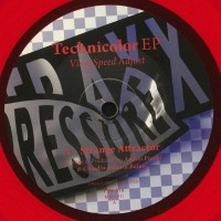 Purchase Vinyl Speed Adjust - Technicolor (EP)