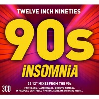 Purchase VA - Twelve Inch Nineties-Insomnia CD1