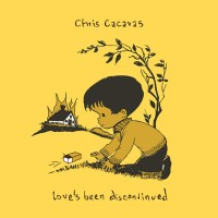 Purchase Chris Cacavas - Love's Been Discontinued
