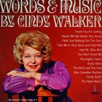 Purchase Cindy Walker - Words Music (Vinyl)