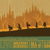 Purchase Greensky Bluegrass - All Access Vol. 1 CD2