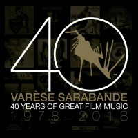 Purchase VA - Varèse Sarabande: 40 Years Of Great Film Music 1978-2018 CD2