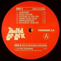 Purchase build an ark - Sunshine (EP) (Vinyl)