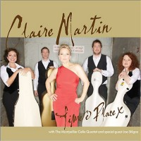 Purchase Claire Martin - Time & Place