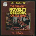 Buy VA - Dr. Demento Presents: The Greatest Novelty Records Of All Time Vol.1 (Vinyl) Mp3 Download