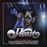 Purchase Heart - Live In Atlantic City