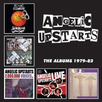 Purchase Angelic Upstarts - The Albums 1979-82: Live CD4