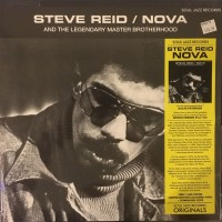 Purchase Steve Reid - Soul Jazz Records Presents STEVE REID: Nova