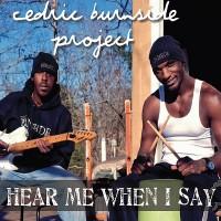 Purchase Cedric Burnside Project - Hear Me When I Say