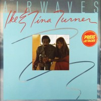 Purchase Ike & Tina Turner - Airwaves (Vinyl)