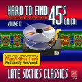 Buy VA - Hard To Find 45S On CD Vol. 17: Late Sixties Classics Mp3 Download