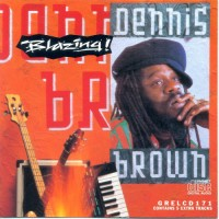 Purchase Dennis Brown - Blazing