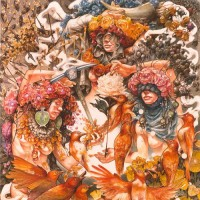 Purchase Baroness - Gold & Grey