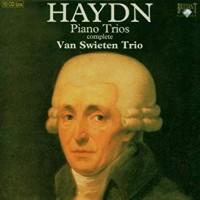 Purchase Franz Joseph Haydn - Piano Trios - Van Swieten Trio CD10