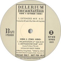 Purchase Delerium - Incantation (EP) (Vinyl)