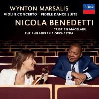 Purchase Nicola Benedetti - Marsalis: Violin Concerto; Fiddle Dance Suite