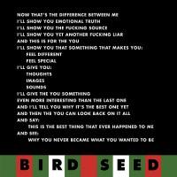 Purchase Whitehouse - Bird Seed