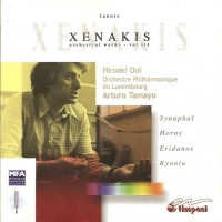 Purchase Iannis Xenakis - Orchestral Works Vol. III