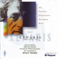 Purchase Iannis Xenakis - Orchestral Works Vol. L