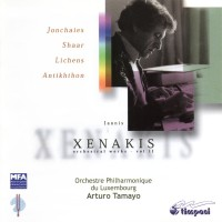 Purchase Iannis Xenakis - Orchestral Works Vol. Ll