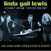 Purchase Linda Gail Lewis - A Family Affair - Live In Concert