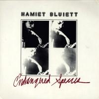 Purchase Hamiet Bluiett - Endangered Species (Vinyl)