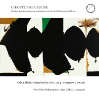 Purchase Christopher Rouse - Odna Zhizn - Symphonies 3 & 4 Prospero's Rooms