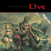Purchase Live - Throwing Copper (25Th Anniversary Edition)