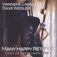 Purchase Hanneke Cassel - Many Happy Returns (With Dave Wiesler)