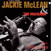 Purchase Jackie McLean - Fire & Love