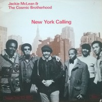 Purchase Jackie McLean - New York Calling (Reissued 1987)