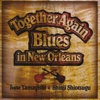 Purchase June Yamagishi - Together Again Blues In New Orleans (With Shinji Shiotsugu)
